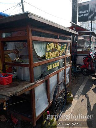Foto 2 - Interior di Soto Ayam Ceker Surabaya Cak Kris oleh Gregorius Bayu Aji Wibisono