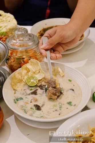 Foto Makanan di Kafe Betawi First