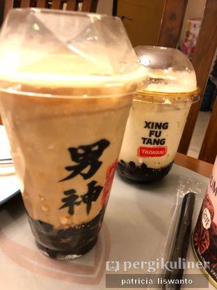 Foto - Makanan(Brown sugar milk tea & Brown sugar bobba milk) di Xing Fu Tang oleh Patsyy