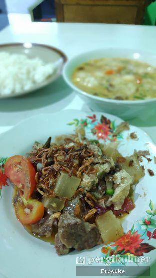 Foto 1 - Makanan di Soto Betawi H. Mamat oleh Erosuke @_erosuke