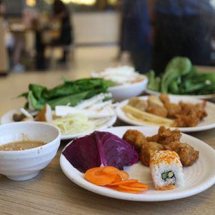 Foto 6 - Makanan di On-Yasai Shabu Shabu oleh dk_chang