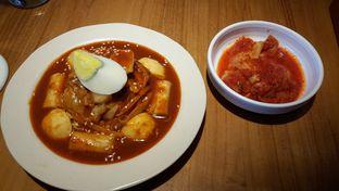 Foto 2 - Makanan(Rabokki) di Chingu Korean Fan Cafe oleh risma