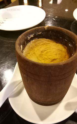 Foto 1 - Makanan(Double Boiled Minced Pigeon Soup served in Mini Bamboo) di May Star oleh maysfood journal.blogspot.com Maygreen