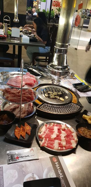 Foto review Magal Korean BBQ oleh Paman Gembul 1