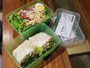 Foto 3 - Makanan di Crunchaus Salads oleh Amrinayu