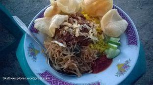 Foto review Nasi Kuning Sumur Bandung oleh tika ratna sari 1