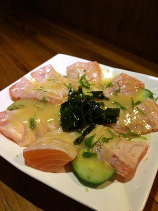 Foto 3 - Makanan(Salmon Lemon Miso) di Umaku Sushi oleh Hijriah Kamalia
