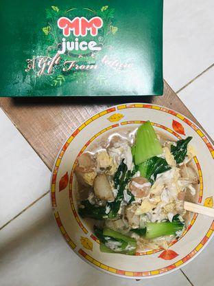 Foto review MM Juice oleh @stelmaris  1