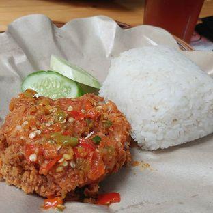 Foto 2 - Makanan(Ayam Geprek) di Geprek Bensu oleh Jajanan bdg (IG)