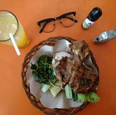 Foto Ayam Ucul di Stallo Steak & Spaghetti