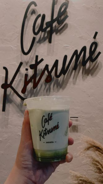 Foto Makanan di Cafe Kitsune