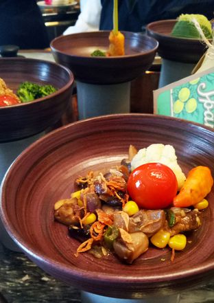 Foto 6 - Makanan di PASOLA - The Ritz Carlton Pacific Place oleh maysfood journal.blogspot.com Maygreen