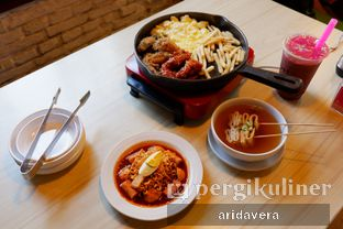 Foto 8 - Makanan di Chingu Korean Fan Cafe oleh Vera Arida