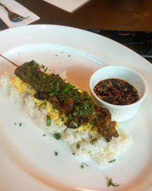 Foto 1 - Makanan(Xinjiang Cumin lamb (IDR 135k)) di Leon oleh Renodaneswara @caesarinodswr