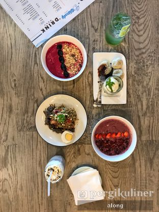 Foto 1 - Makanan di Wdnsdy Cafe oleh #alongnyampah