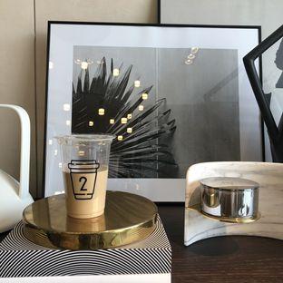 Foto - Makanan(Kopi susu) di Kopi Gelas Kedua oleh YSfoodspottings