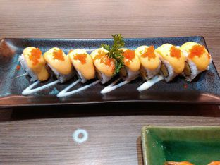 Foto 3 - Makanan(Fish Cake Roll) di Ichiban Sushi oleh Rahmi Febriani