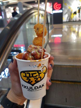 Foto review Kkuldak oleh Yuli    IG: @franzeskayuli 1