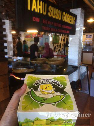 Foto 2 - Makanan di Tahu Susu Lembang oleh #alongnyampah