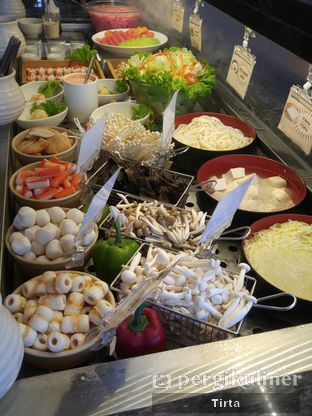 Foto 9 - Makanan di On-Yasai Shabu Shabu oleh Tirta Lie
