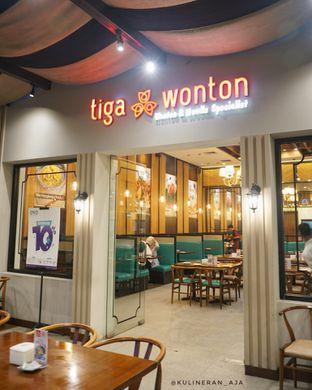 Foto review Tiga Wonton oleh @kulineran_aja  3