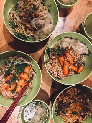 Foto 2 - Makanan di Vegetarian Bakmie Garing H-P (Hot Pedas) oleh Nabila Widyawati