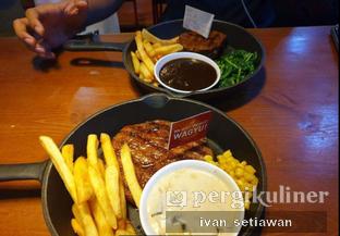 Foto - Makanan di Steak Hotel by Holycow! oleh Ivan Setiawan