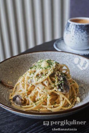 Foto 5 - Makanan(Mushroom Pasta) di Soth.Ta Coffee oleh Shella Anastasia