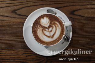 Foto - Makanan(Hot Chocolate) di TGC Coffee oleh Monique @mooniquelie @foodinsnap