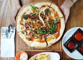 7 Pizza di Jakarta yang Sayang untuk Dilewatkan