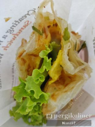 Foto 2 - Makanan di Liang Sandwich Bar oleh Nana (IG: @foodlover_gallery)