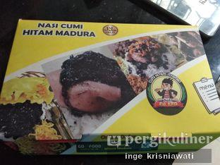 Foto 2 - Makanan di Nasi Cumi Hitam Madura Pak Kris oleh Inge Inge