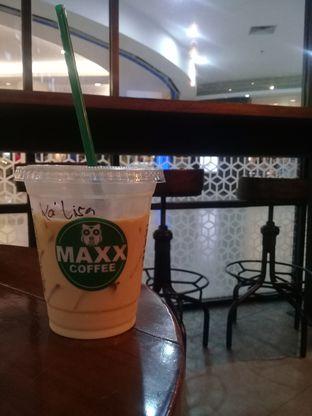 Foto 1 - Makanan di Maxx Coffee oleh lisa hwan
