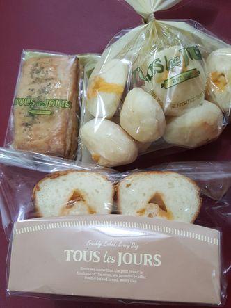 Foto Makanan di Tous Les Jours