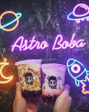 Foto 1 - Makanan di Astro Boba oleh Terkenang Rasa