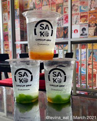 Foto 10 - Makanan di Sako Dimsum Bar oleh Levina JV (IG : @levina_eat & @levinajv)