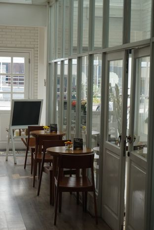 Foto 10 - Interior di Clea Tea Bar and Lounge oleh yudistira ishak abrar