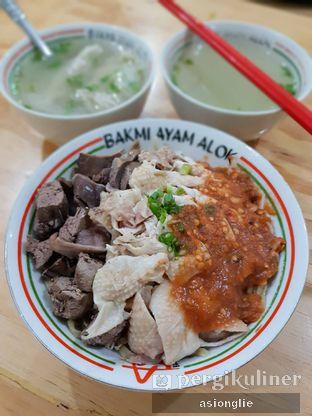Foto - Makanan di Bakmi Ayam Alok oleh Asiong Lie @makanajadah