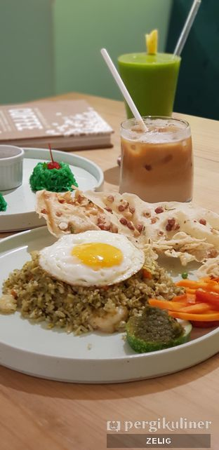Foto 4 - Makanan di Cliq Coffee & Kitchen oleh @teddyzelig