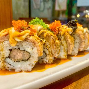 Foto review Umaku Sushi oleh Andrika Nadia 2