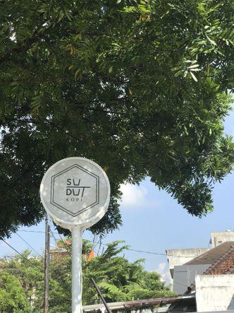 Foto Eksterior di Sudut Kopi