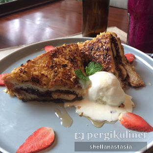 Foto 17 - Makanan(Crunchy Nutella French Toast ) di RUCI's Joint oleh Shella Anastasia