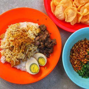 Foto - Makanan di Bubur Ayam Mang H. Oyo oleh Kuliner Addict Bandung