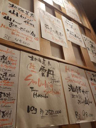 Foto review Hokkaido Izakaya oleh Reinaldo Kartasasmita 1