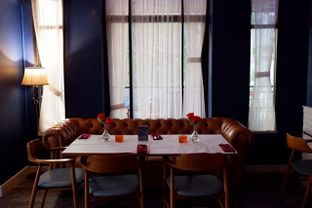 Foto 8 - Interior di Bleu Alley Brasserie oleh yudistira ishak abrar