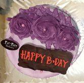 Foto Ombre Fruit Cake di Papi Papo Bakery