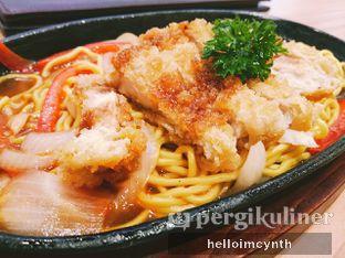 Foto - Makanan(Katsu hotplate ramen) di Ichiban Sushi oleh cynthia lim