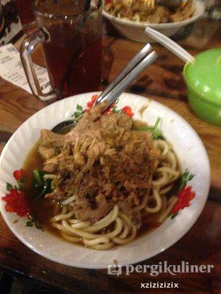 Foto 1 - Makanan(Mie pitik jumbo 2) di Mie Pitik Bang Azat oleh zizi