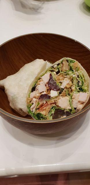 Foto review Crunchaus Salads oleh Hafizah Murdhatilla 1