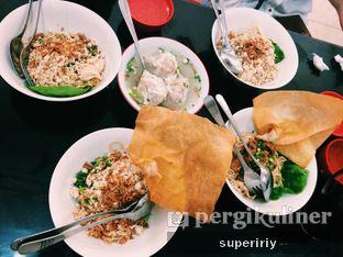 Foto 1 - Makanan(mie pangsit + siomay) di Mie Kedondong oleh @supeririy